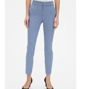 NWT Skinny Ankle Pants Smoothing Pockets 10 c453